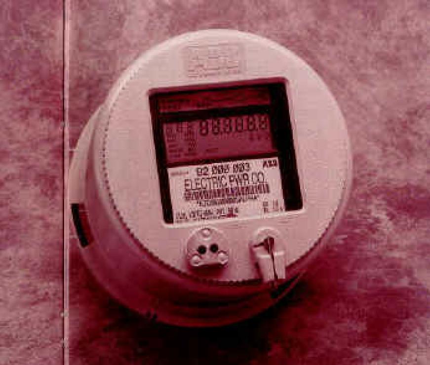 AMR meter