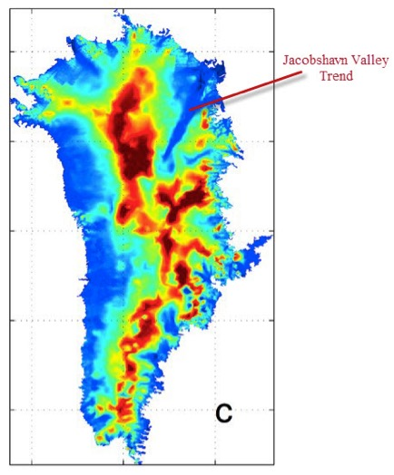 Greenland Ice Melt Geothermal, Not Manmade - Fusion 4 Freedom
