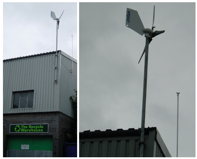 Fig 14 rooftop wind turbines