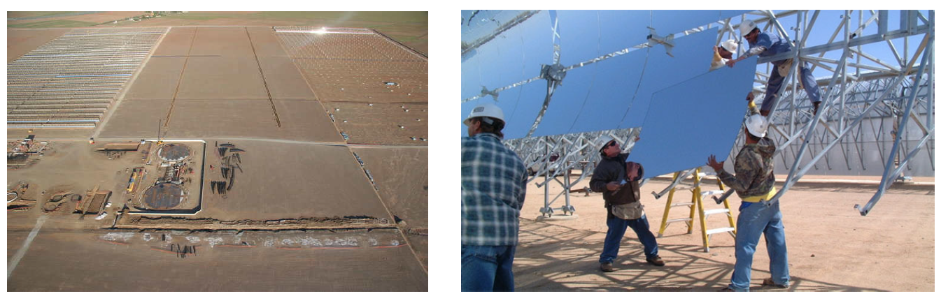 figure 8 - Andasol solar station