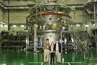 Korean fusion reactor