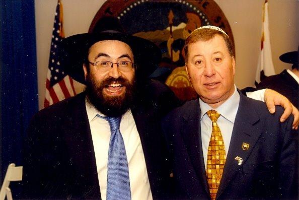 Rav Cohen, Mayor Nachman
