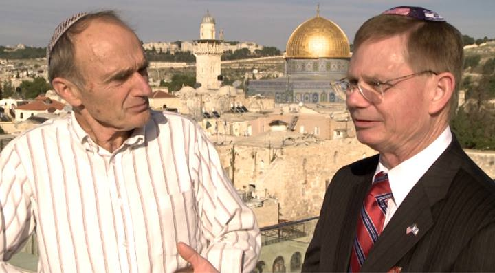 Gerald Schroeder and Tom Tamarkin