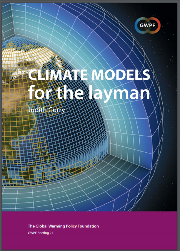 Climate models for the layman fusion 4 freedom by judith curry freerunsca Image collections