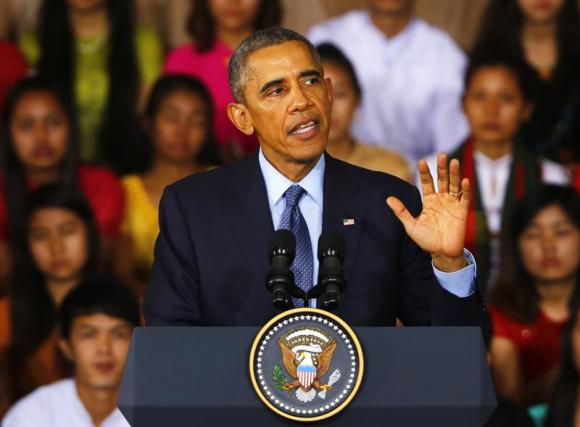 obama speaking in asia