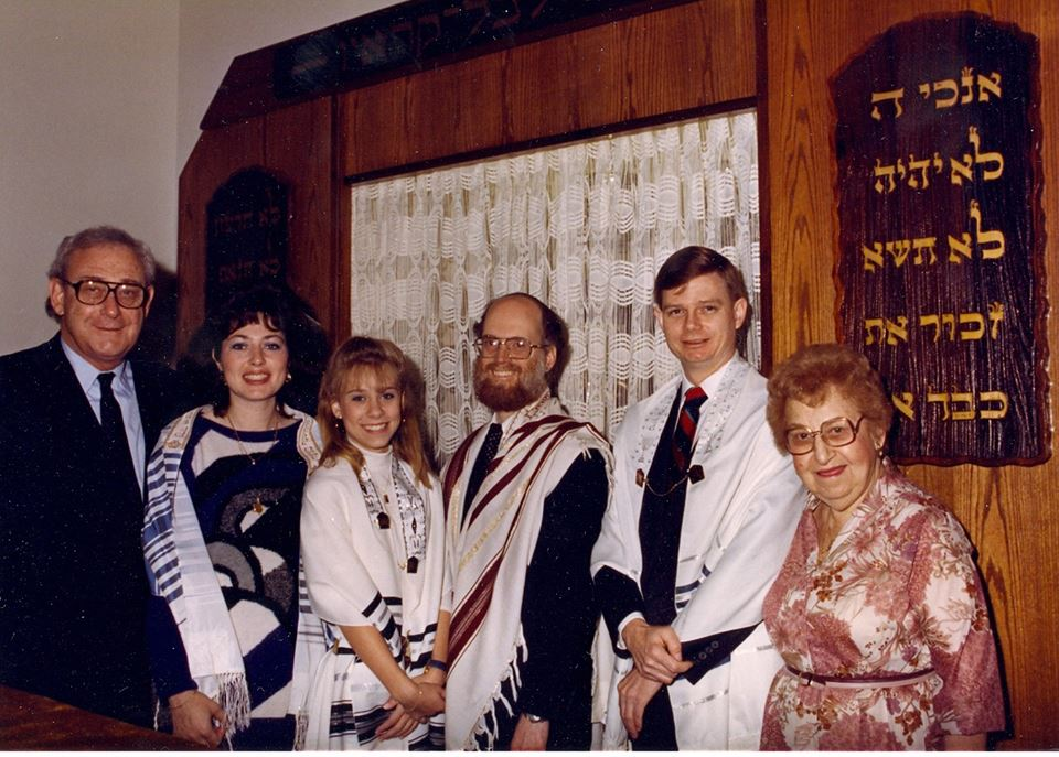 Tamarkin bar mitzvah