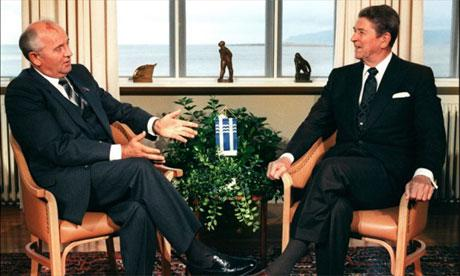 Gorbachav/Reagan meeting