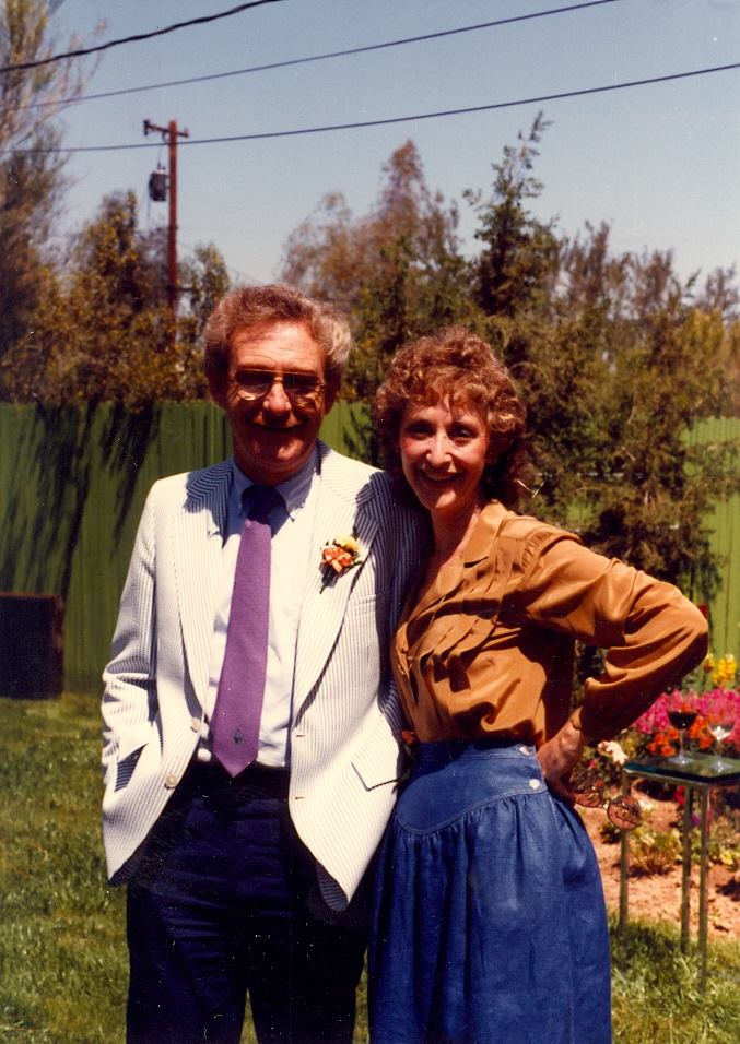 Mel and  Beth Swartz